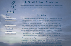 In Spirit and Truth Ministries